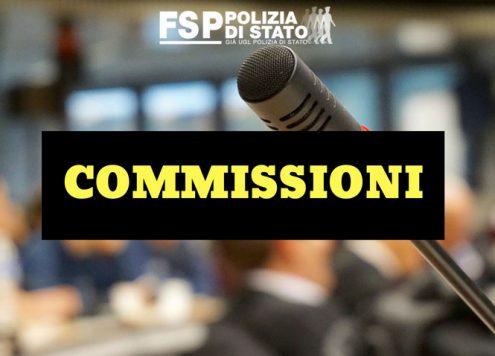 esiti commissioni