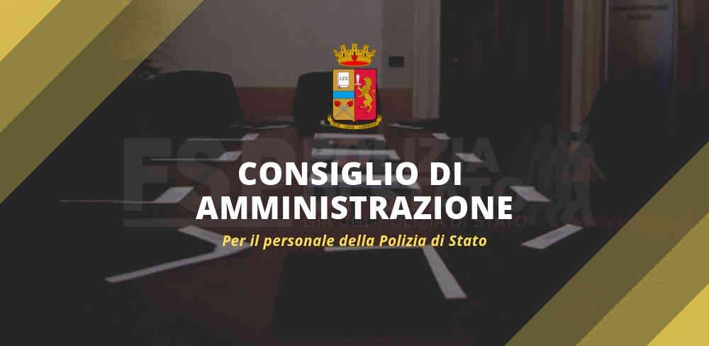 Consiglio di amministrazione per il personale della Polizia di Stato