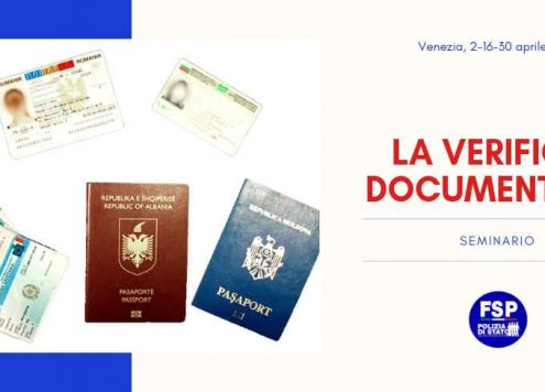 seminario la verifica documentale