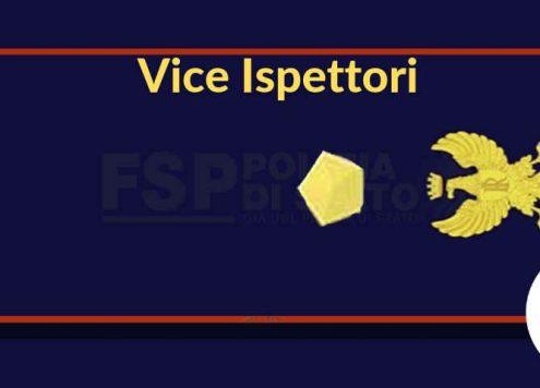 vice ispettori polizia