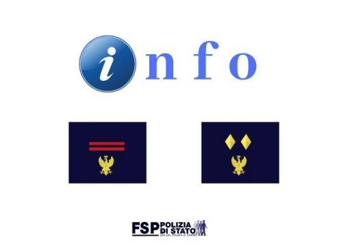 Trasmissione decreti di promozione personale ruolo Sovrintendenti-Assistenti-Agenti