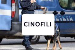 """Selezione di personale della Polizia di Stato per la frequenza dei corsi per """"Cinofilo""""."""