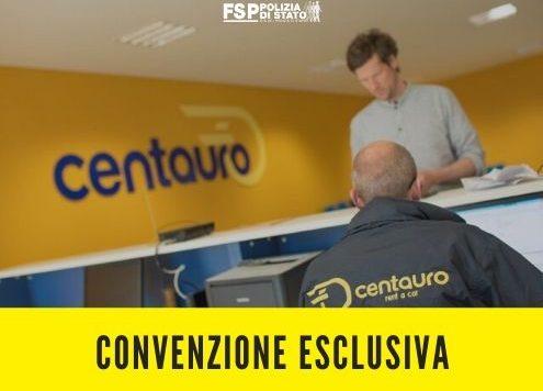 Centauro rent a car convenzione