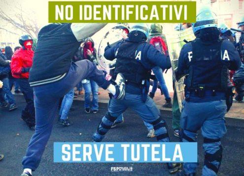 No Identificativi Polizia di Stato