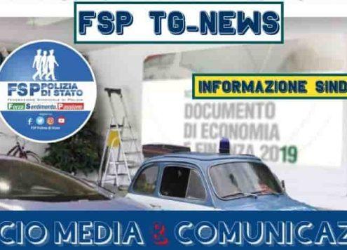 FSP TG-News del 26 ottobre 2019