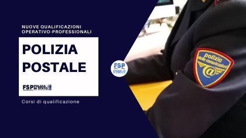 Polziia Postale Qualifiche operativo professionali