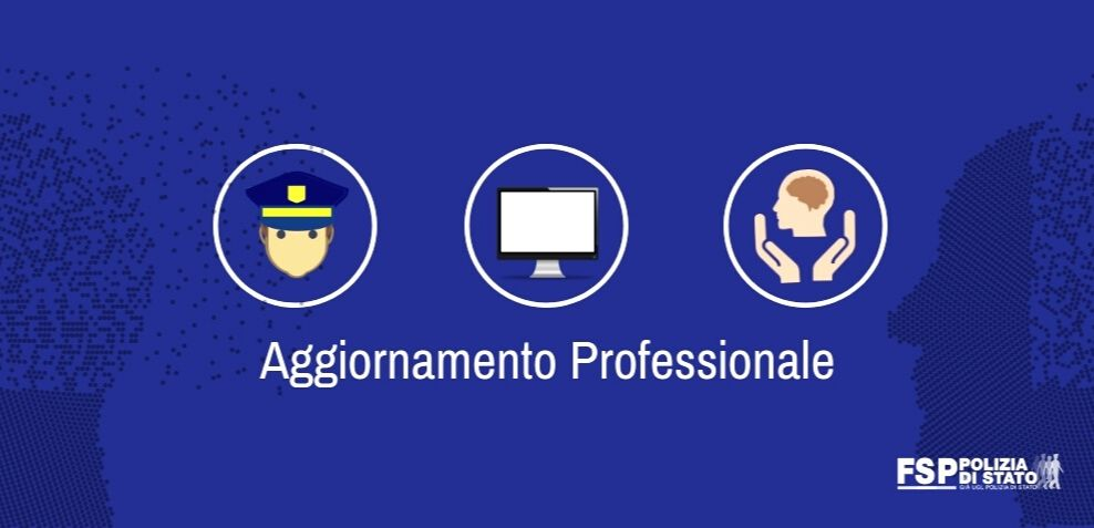aggiornamento professionale polizia