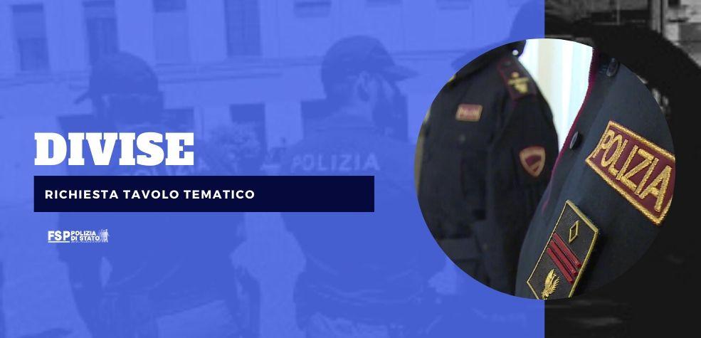 Divise Polizia di Stato
