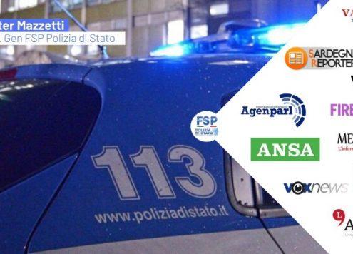 rassegna stampa poliziotti feriti firenze