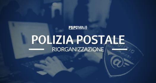 riorganizzazione della polizia postale