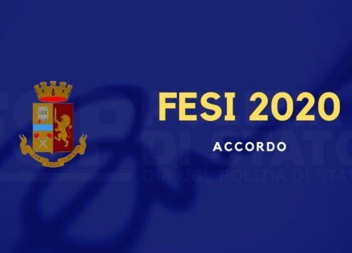 FESI 2020 accordo per utilizzazione